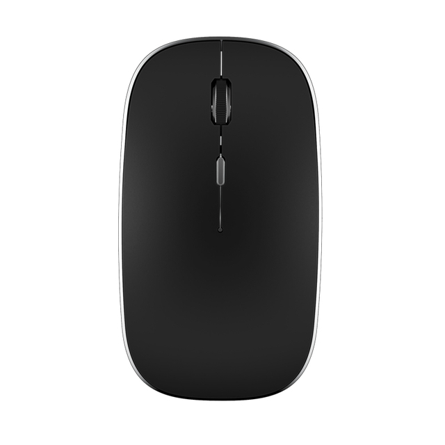 WiWU Wimic Lite Mouse 101 Black ABS 450mAh Wireless Computer Dual Model