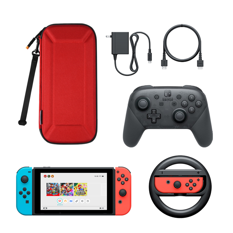 Nintendo Switch needs to be protected!WiWU Defender NS Slim Case solve your problem for you!
