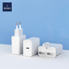 WiWU Fast Charger US UK Plug Wall QC Quick Charge Qualcomm Certified 3.0 20w for Apple iPhone