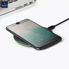 WiWU M4 Black ABS Type C 15W Support iOS Android Mobile Phone Wireless Charging Charger