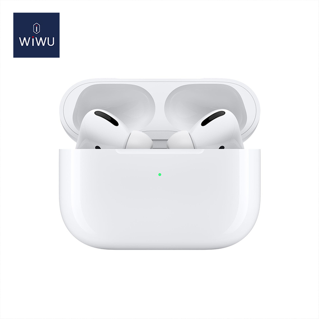 WiWU Airbuds Pro Optical Sensor Active Noise Cancelling Tws Bluetooth Earphone Stereo
