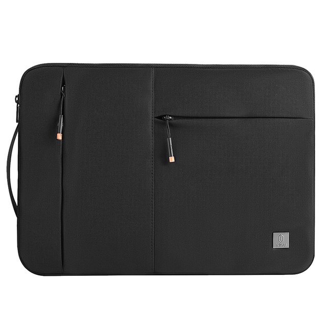 WiWU Alpha Slim Sleeve Laptop Case 13.3 14 15.6 16 Inch Waterproof Wholesale Bag With Handle For Macbook Pro