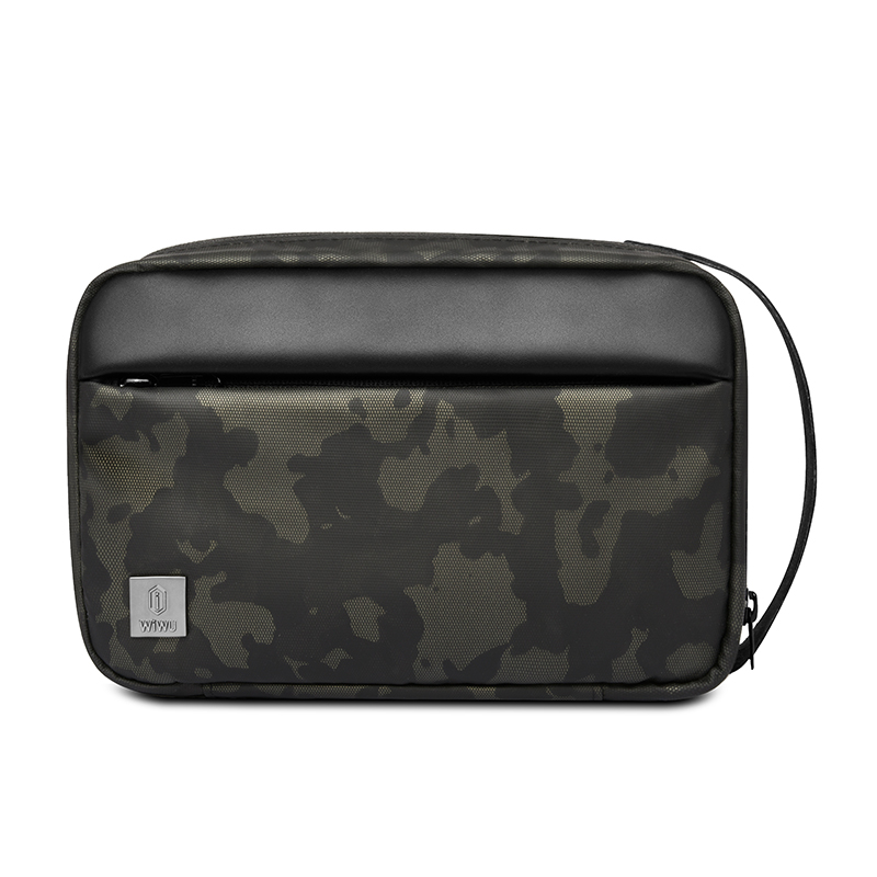WiWU Camou •Jungle Universal Travel Organizer Case for Electronics Accessories Gadget Carrying Pouch Bag